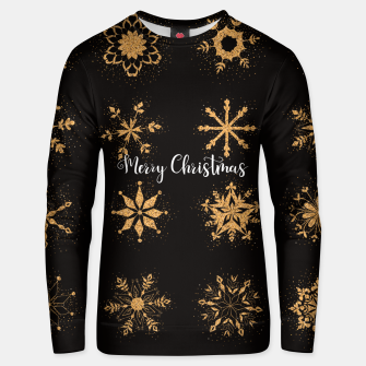 Merry Christmas Bluza unisex miniature