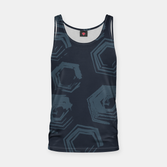 Thumbnail image of Open Polygons of Steel Tank Top, Live Heroes