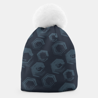 Thumbnail image of Open Polygons of Steel Beanie, Live Heroes