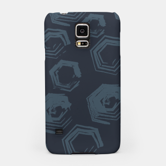 Thumbnail image of Open Polygons of Steel Samsung Case, Live Heroes