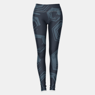Thumbnail image of Open Polygons of Steel Leggings, Live Heroes
