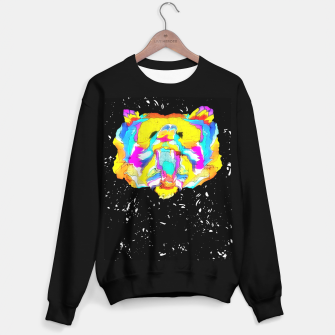 Miniature de image de PSYCHEDELIC BEAR Sweater regular, Live Heroes