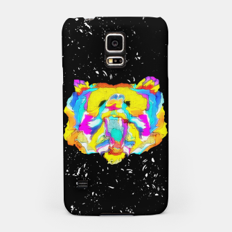 Miniaturka PSYCHEDELIC BEAR Samsung Case, Live Heroes