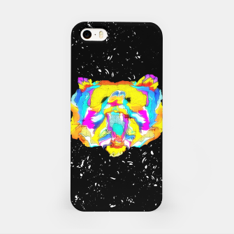 Miniaturka PSYCHEDELIC BEAR iPhone Case, Live Heroes