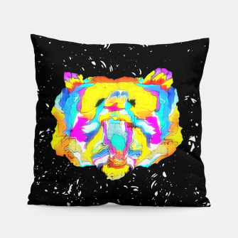 Miniaturka PSYCHEDELIC BEAR Pillow, Live Heroes