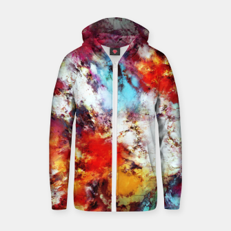 Thumbnail image of Insulator Zip up hoodie, Live Heroes