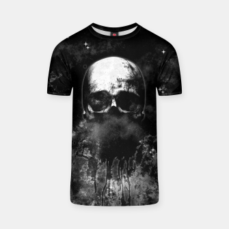 Thumbnail image of Cosmic Destiny (Black and White) T-Shirt, Live Heroes