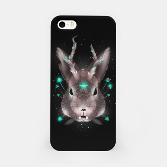 Thumbnail image of Dark Rabbit iPhone Case, Live Heroes