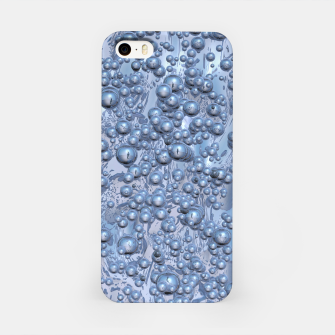 Thumbnail image of Chrome Bubbles Pattern iPhone-Hülle, Live Heroes