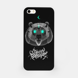 Thumbnail image of Cemetery Bear iPhone Case, Live Heroes