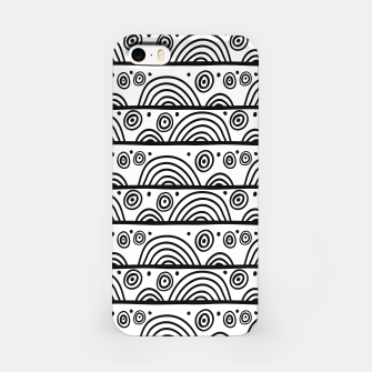 Thumbnail image of African Native Tribe - Pattern 08 - big iPhone Case, Live Heroes