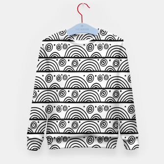 Thumbnail image of African Native Tribe - Pattern 08 - big Kid's sweater, Live Heroes