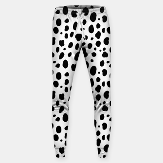 Thumbnail image of African Native Tribe - Pattern 10 - positive Sweatpants, Live Heroes