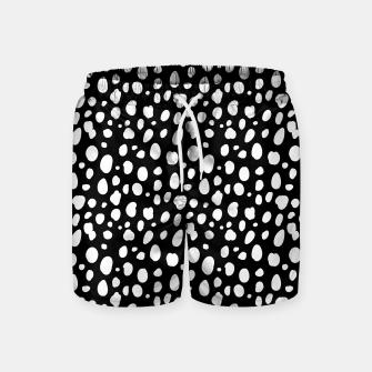 Thumbnail image of African Native Tribe - Pattern 10 - negative Swim Shorts, Live Heroes