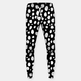 Thumbnail image of African Native Tribe - Pattern 10 - negative Sweatpants, Live Heroes