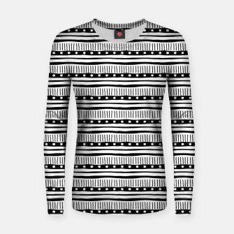 Thumbnail image of African Native Tribe - Pattern 12 - small Women sweater, Live Heroes