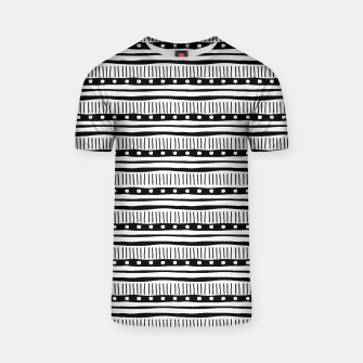 Thumbnail image of African Native Tribe - Pattern 12 - small T-shirt, Live Heroes