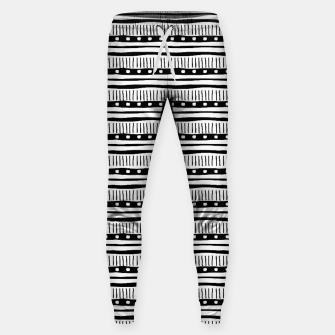 Thumbnail image of African Native Tribe - Pattern 12 - small Sweatpants, Live Heroes