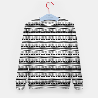Thumbnail image of African Native Tribe - Pattern 12 - small Kid's sweater, Live Heroes
