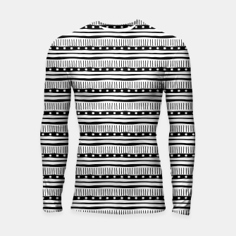 Thumbnail image of African Native Tribe - Pattern 12 - small Longsleeve rashguard , Live Heroes