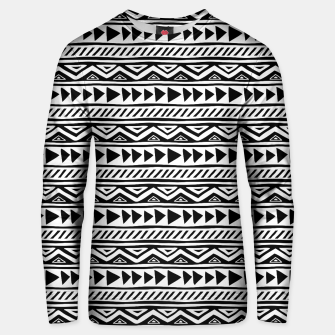 Thumbnail image of African Native Tribe - Pattern 13 - small Unisex sweater, Live Heroes