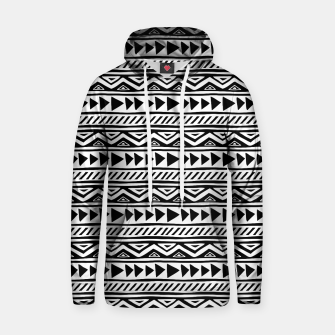 Thumbnail image of African Native Tribe - Pattern 13 - small Hoodie, Live Heroes