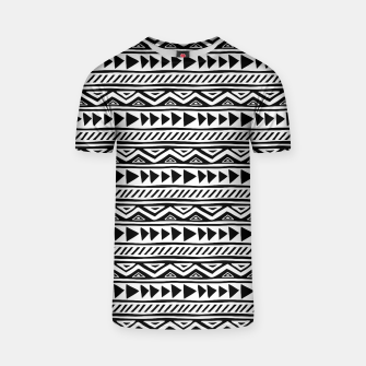 Thumbnail image of African Native Tribe - Pattern 13 - small T-shirt, Live Heroes
