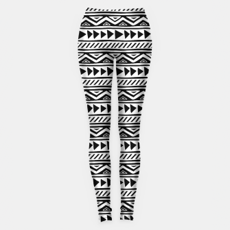 Thumbnail image of African Native Tribe - Pattern 13 - small Leggings, Live Heroes