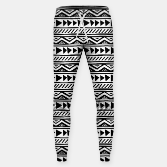Thumbnail image of African Native Tribe - Pattern 13 - small Sweatpants, Live Heroes