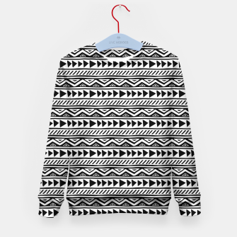 Thumbnail image of African Native Tribe - Pattern 13 - small Kid's sweater, Live Heroes