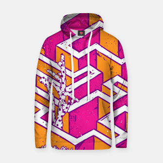 Thumbnail image of In a labyrinth Hoodie, Live Heroes