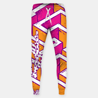 Thumbnail image of In a labyrinth Sweatpants, Live Heroes