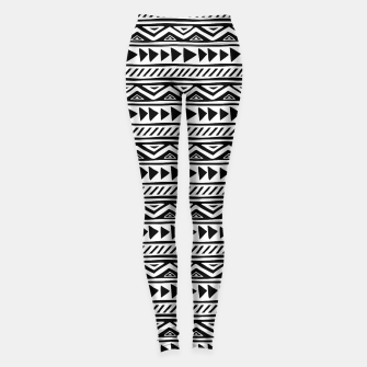 Miniatur African Native Tribe - Pattern 13 - small Leggings, Live Heroes