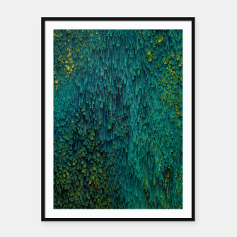 Thumbnail image of Quetzalcoatl Framed poster, Live Heroes