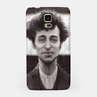 Thumbnail image of Charles Spencer Chaplin Samsung Case, Live Heroes