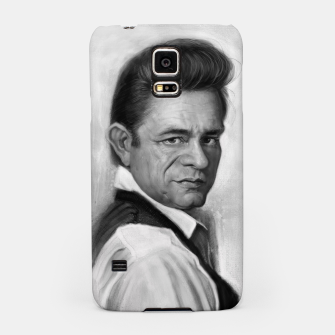 Johnny Cash Samsung Case thumbnail image
