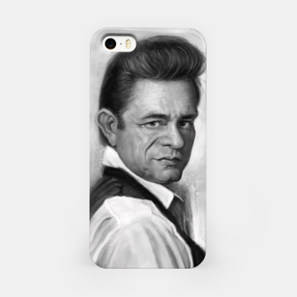 Thumbnail image of Johnny Cash iPhone Case, Live Heroes