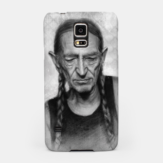 Thumbnail image of Willie Nelson Samsung Case, Live Heroes