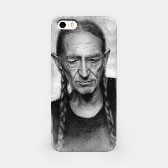 Willie Nelson iPhone Case thumbnail image