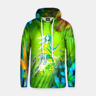 Thumbnail image of 'Garden' Hoodie, Live Heroes