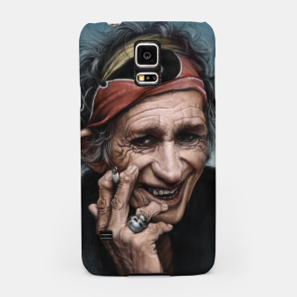 Keith Richards Samsung Case thumbnail image