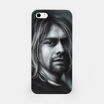 Kurt Cobain iPhone Case thumbnail image