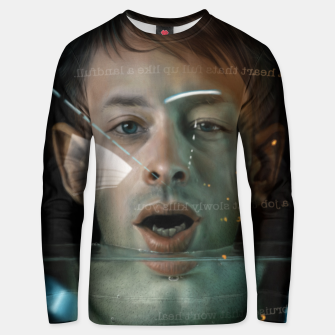 Thumbnail image of Thom Yorke Unisex sweater, Live Heroes