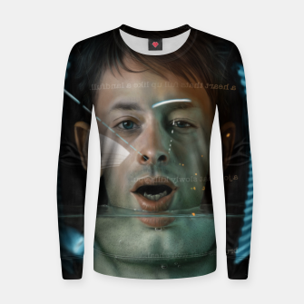 Thumbnail image of Thom Yorke Women sweater, Live Heroes
