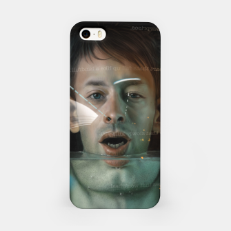 Thom Yorke iPhone Case thumbnail image