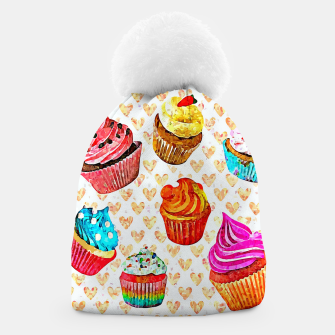 Thumbnail image of Cupcakes Gorro, Live Heroes