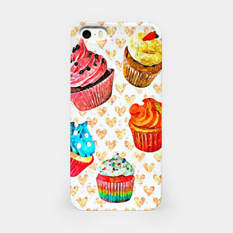 Cupcakes Carcasa por Iphone miniature