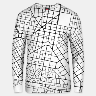 Thumbnail image of Athens, Greece map Unisex sweater, Live Heroes