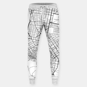 Thumbnail image of Athens, Greece map Sweatpants, Live Heroes