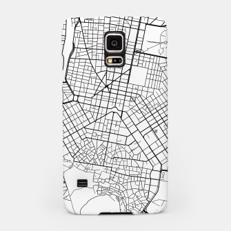 Thumbnail image of Athens, Greece map Samsung Case, Live Heroes
